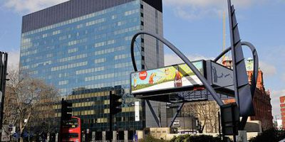 London's 'Silicon Roundabout' continues to attract digital media venture capital Photo: ALAMY