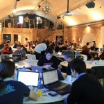 Students win Telefnica start-up funding in first NFC hackathon