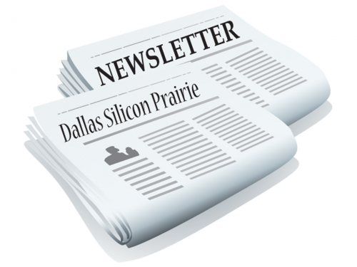 Dallas Silicon Prairie Weekly Newsletter 23 November 2012