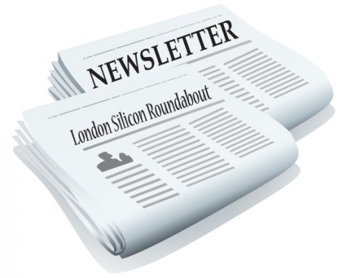 London Silicon Roundabout Weekly Newsletter 31 August 2012