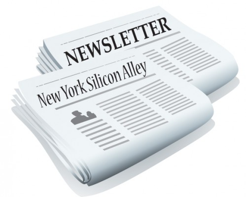 New York Silicon Alley Weekly Newsletter 23 November 2012