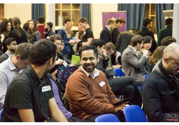 Video of Tech #startup #jobsfair London Feb 2014