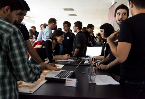 Tech startup fair gives you face time with potential employers