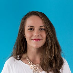 Tilly Hemperger, Account Manager - Australia.