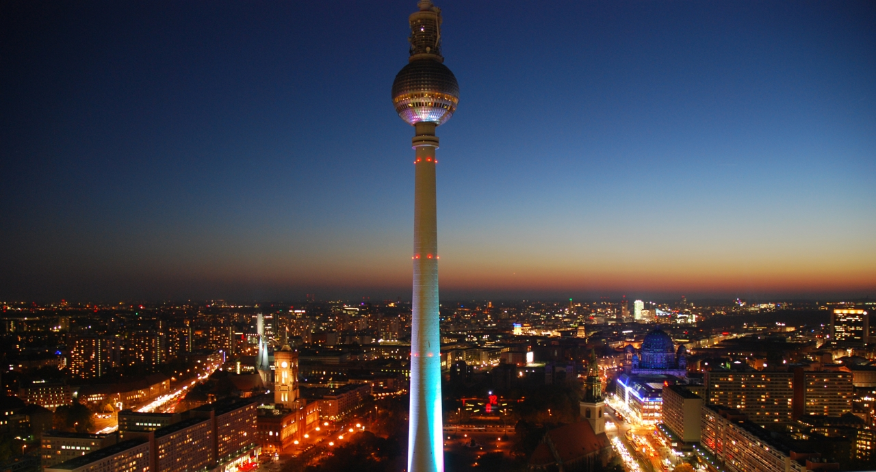 berlin-night-view