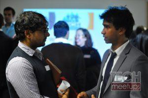 Byng Systems at TechStartupJobs Fair, 18 January 2012
