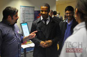 PeerIndex at the TechStartupJobs Fair, 18 January 2012