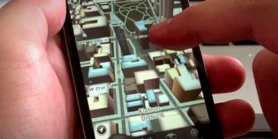 Amazon acquires 3D mapping