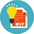 If you want to use the successful formula of Minimum Viable Product, get in touch with us and we shall create one for you.
