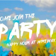 Q:Interested in a career in Interactive Video? A: Come to Happy Hour at WIREWAX