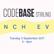 CodeBase Stirling Launch Party