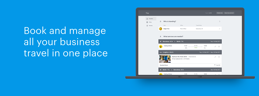 travelperk: book and manage all your business travel in one