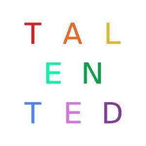 talented logo