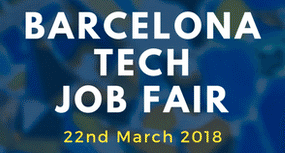 Barcelona Tech Jobfair