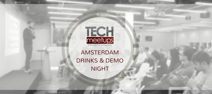 amsterdam drinks and demo