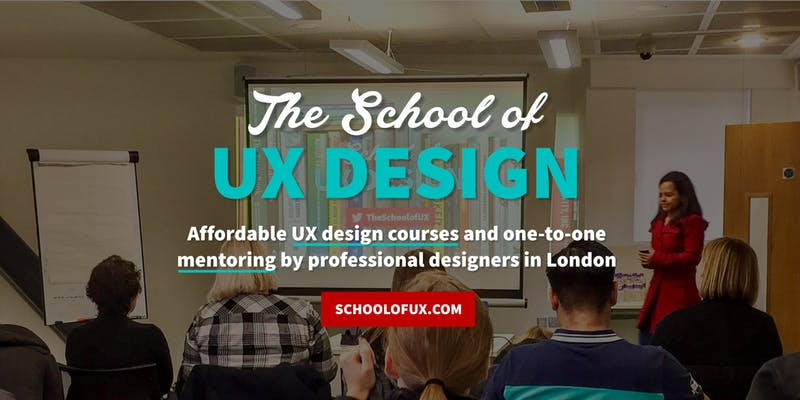 Ux Design For Beginners 3 Day Course Run By Designer With 15 Yrs Of Experience Techmeetups