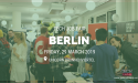 Berlin 2019 event banners