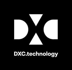 DXC newest logo
