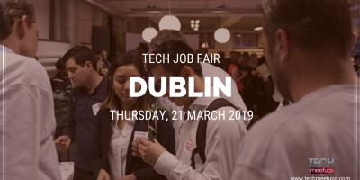 Dublin 2019 event banners