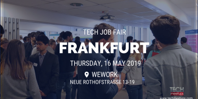 Frankfurt 2019 event banner