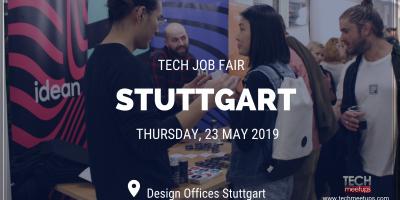 Stuttgart 2019 event banners