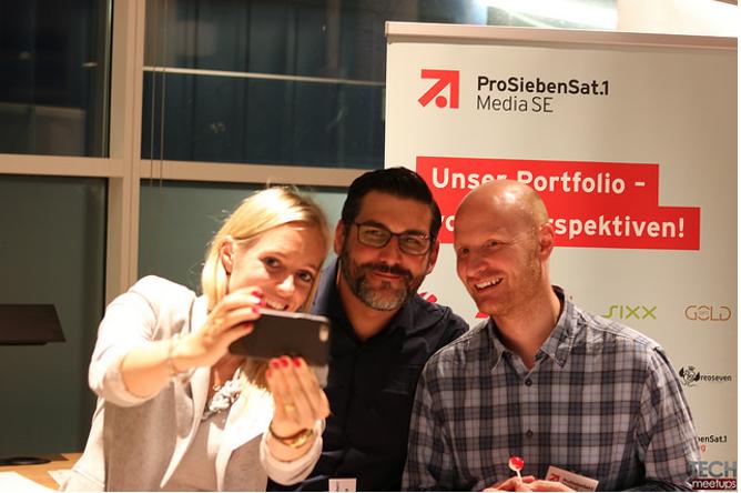 ProSiebenSat.1 - techmeetups