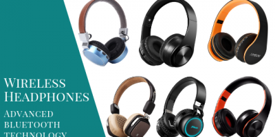 Wireless Headphones for an Unforgettable Christmas
