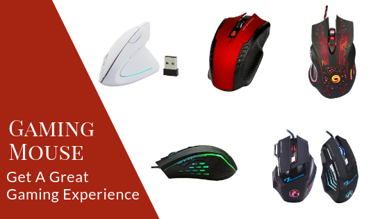 gaming mouses