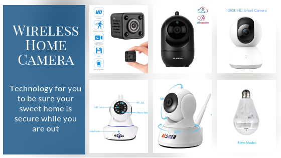 wireless home camera