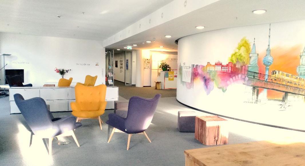 TechCode Germany: Meet Our Amazing Venue