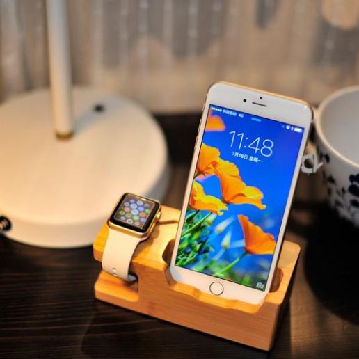 Wooden Stand Holder: Keeping Your Device Beautiful And Clean