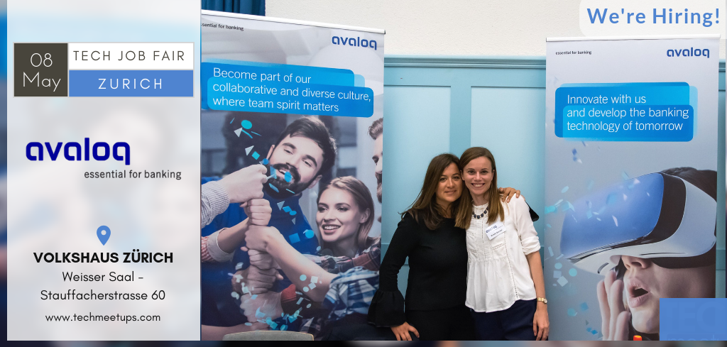 Avaloq - Zurich Tech Job Fair 2019