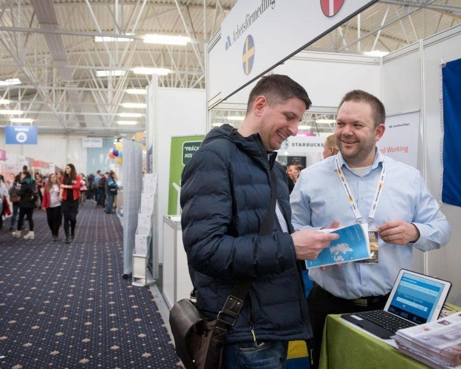 Do You Have What It Takes to Work in Denmark - Workindenmark Stuttgart Tech Job Fair 2019