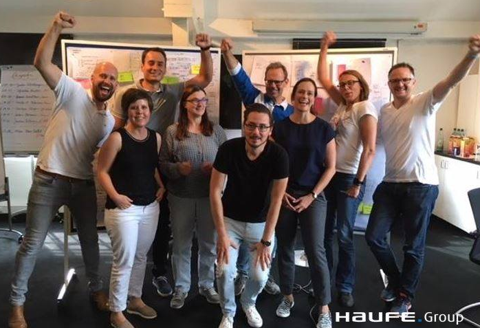 Haufe Group Creating The Workplace Of The Future