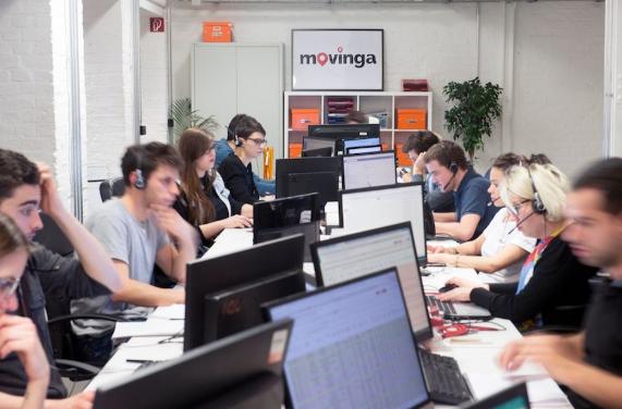 Movinga Your Relocating Partner - Berlin Tech Job Fair 2019