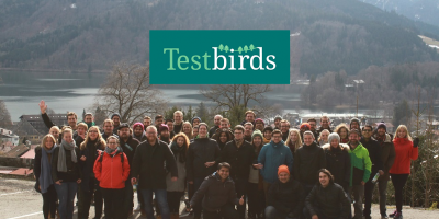 Testbirds Testing Reality - Amsterdam Tech Job Fair 2019