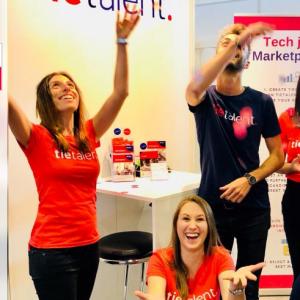 TieTalent - Zurich Tech Job Fair 2019