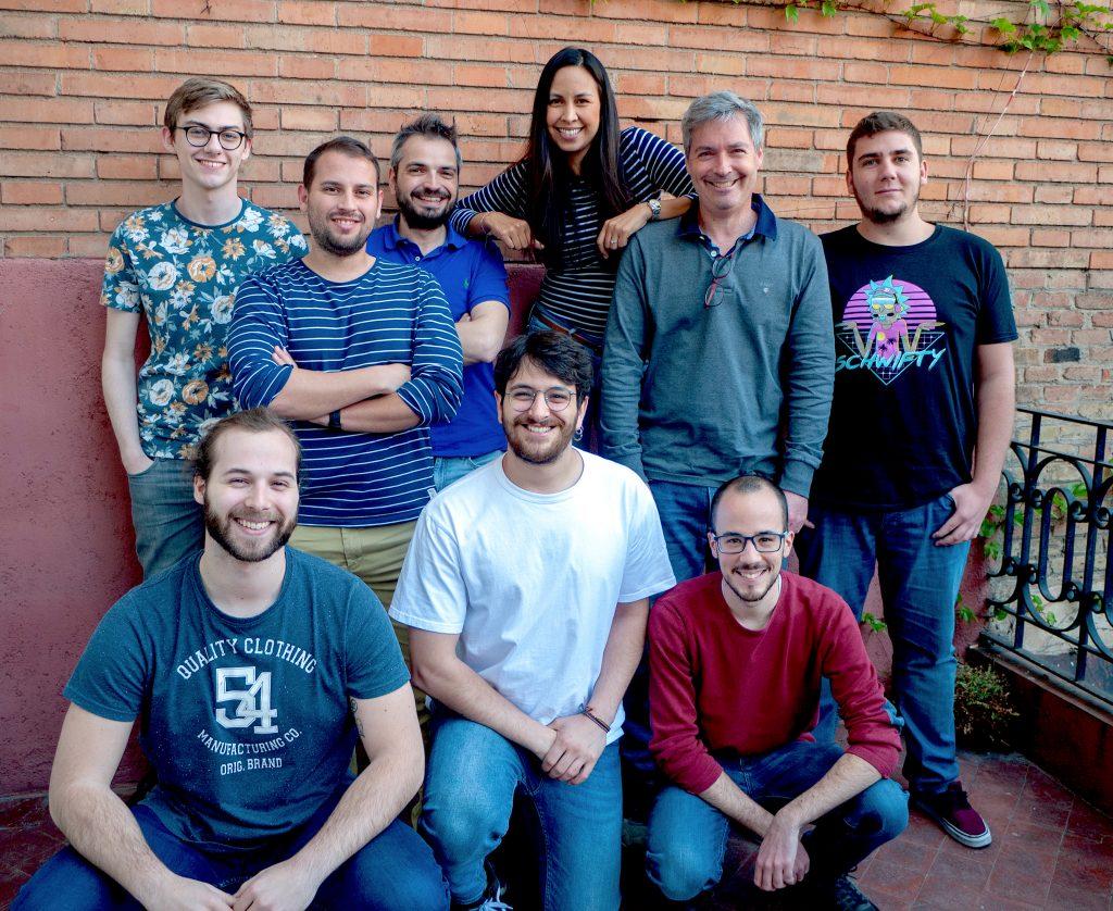 Working at Optics.io in Barcelona - Barcelona Tech Job Fair 2019