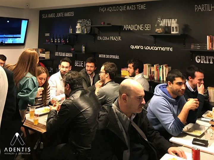 Adentis Lisbon Tech Job Fair 2019