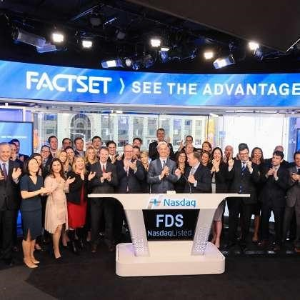 FactSet Frankfurt Tech Job Fair 2019