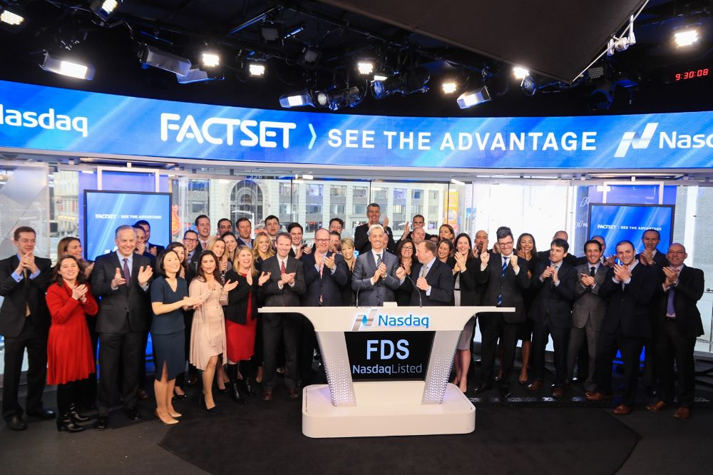 Factset - Zurich Tech Job Fair 2019
