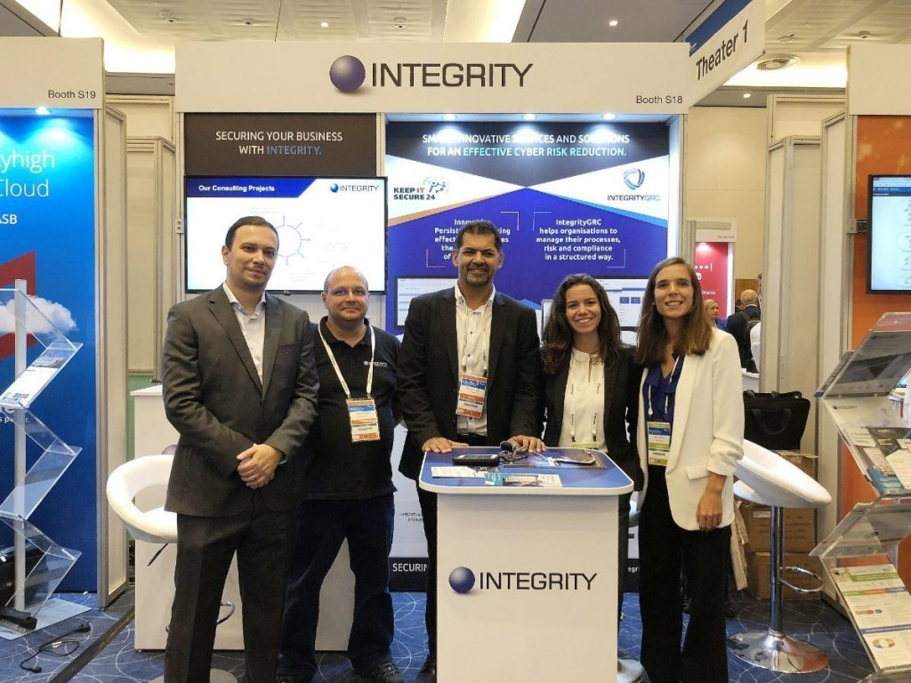 Integrity Lisbon Tech Job Fair 2019