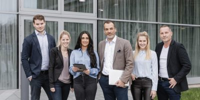 Schwäbisch Media Stuttgart Tech Job Fair 2019