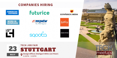 Stuttgart Tech Job Fair 2019