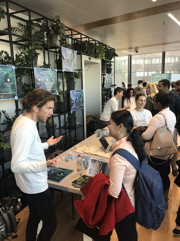Talent.io Berlin Autumn Tech Job Fair 2019