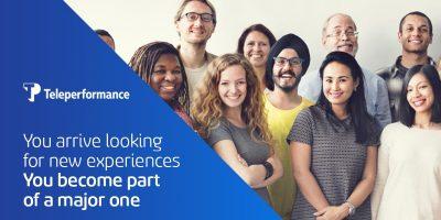Teleperformance Lisbon Tech Job Fair 2019