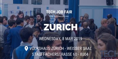 Zurich Tech Job Fair 2019