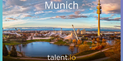 talent.io Munich Tech Job Fair Autumn 2019