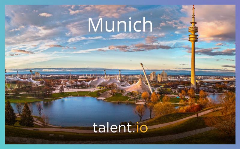 talent.io Munich Tech Job Fair Autumn 2019