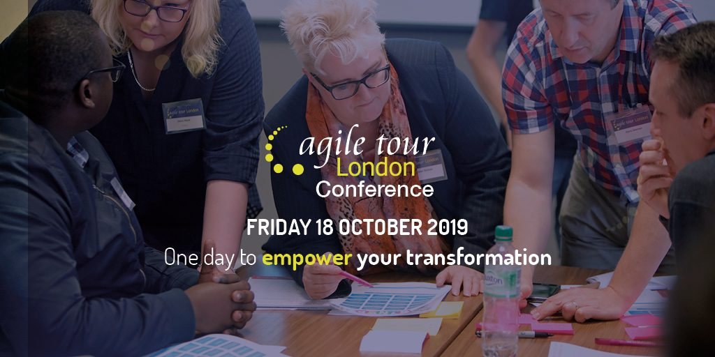 Agile Tour London Your Day of Agile Ah-Ha